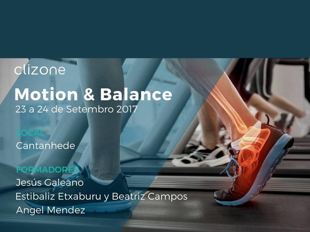 Motion & Balance - Clizone