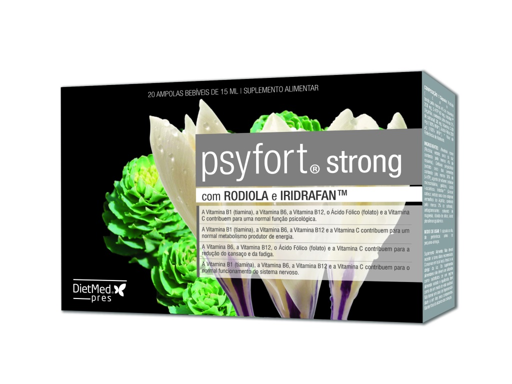 Psyfort Strong Ampolas