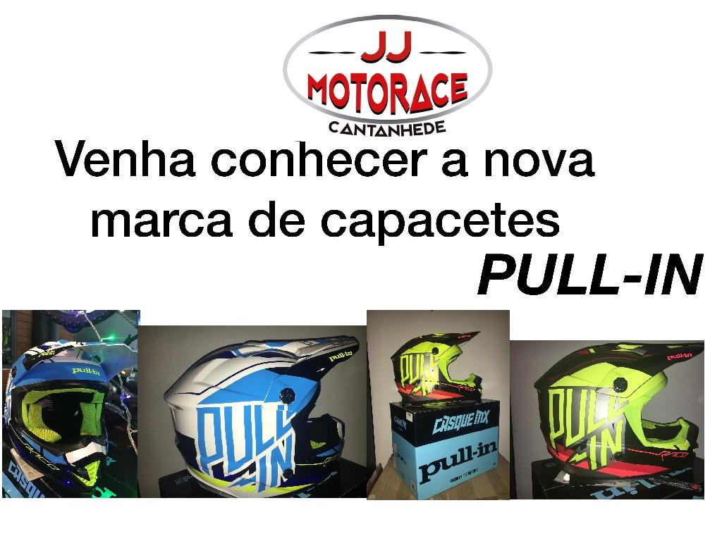 Capacetes PULL-IN