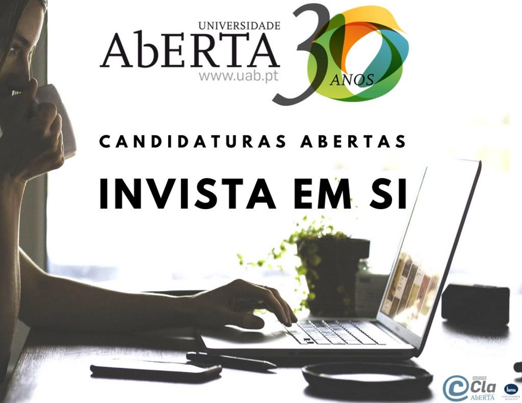 Candidaturas à Universidade Aberta