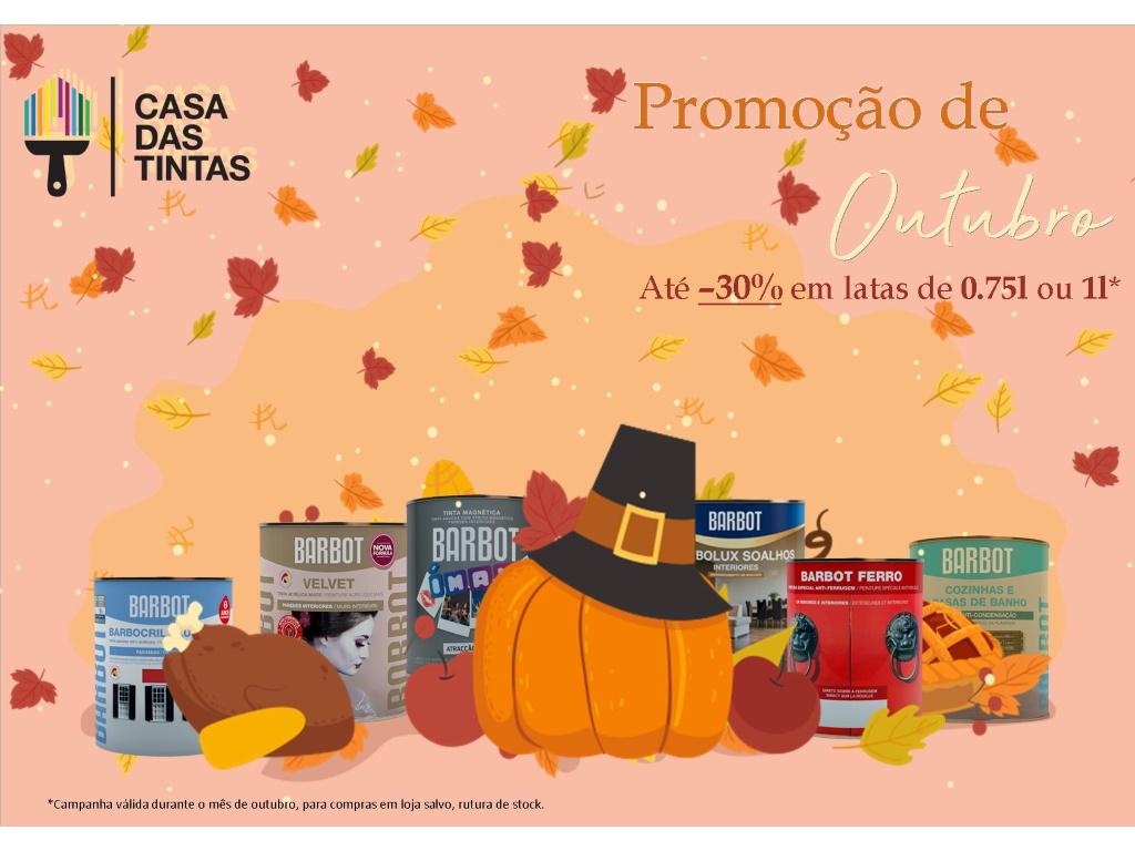 Promoção de Outubro