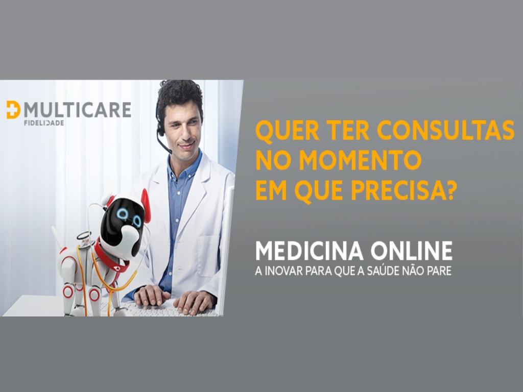 Encontre na Multicare o que a sua saúde procura