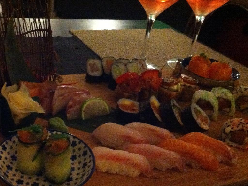Sushi p'ra ti