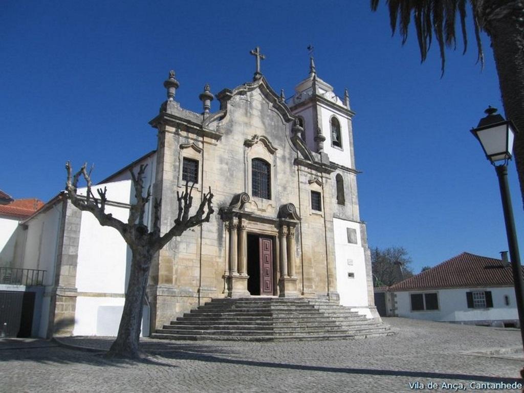 Igreja Matriz de Ançã